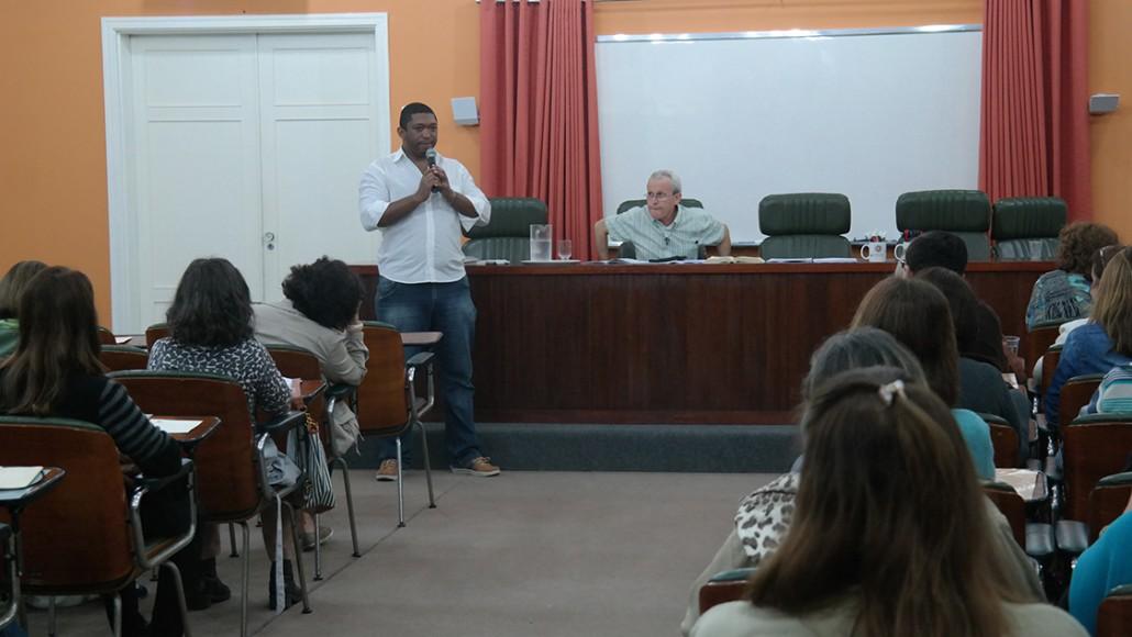 Experiência de Oração com o padre Raniéri Araújo, SJ, em setembro de 2015