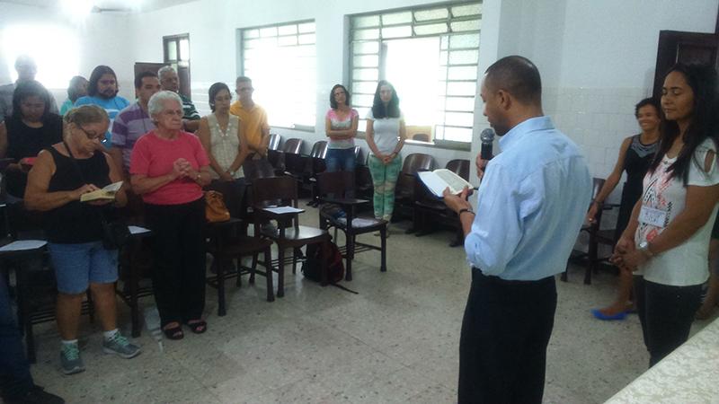 Formação de Educadores na Diocese de Nova Iguaçu