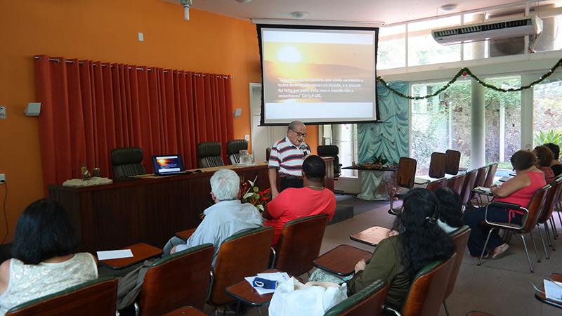 Padre Jesús Hortal falou sobre o diálogo entre judeus e cristãos