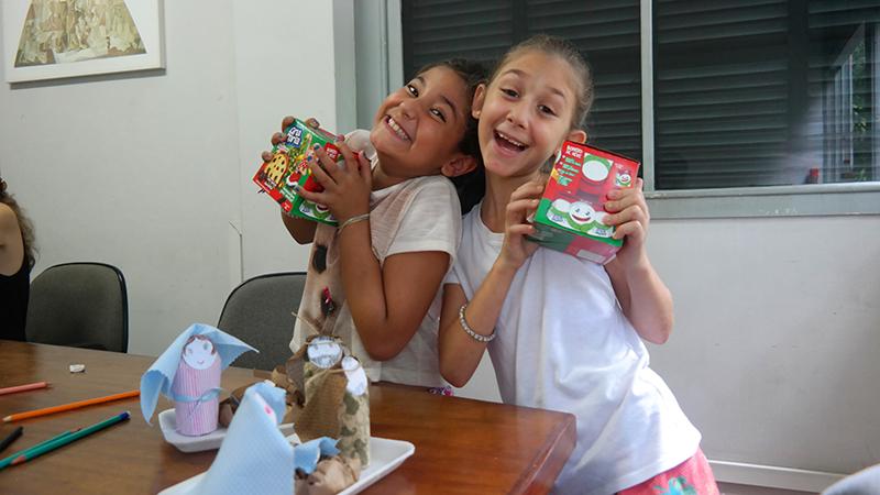 Maria Clara e Bruna