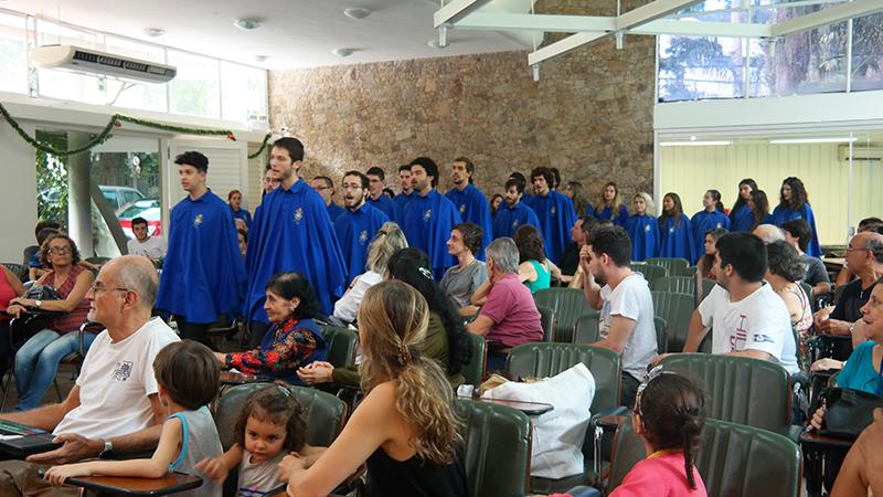 Cantata Natalina com o Coral da PUC-Rio