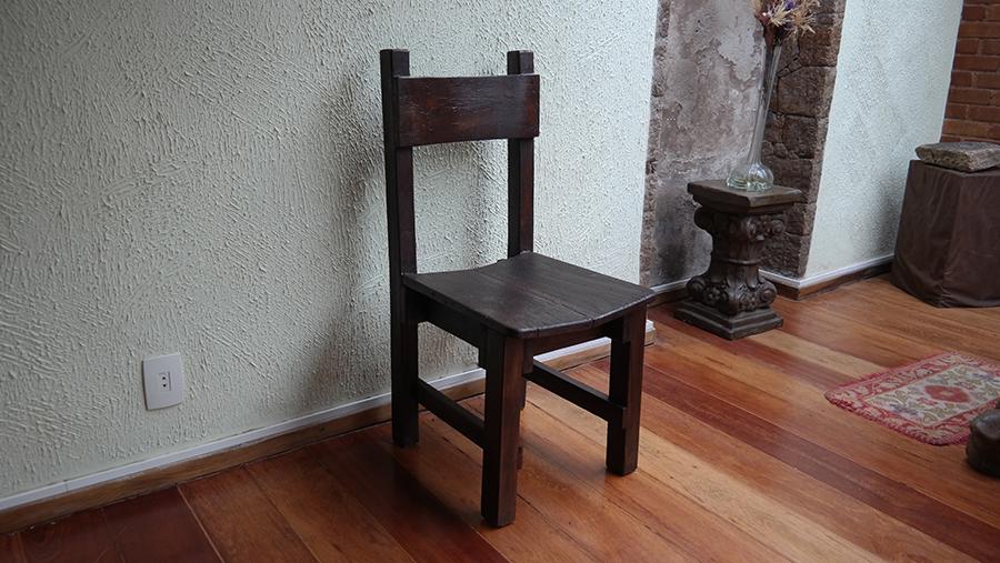 Cadeira do Século XVIII