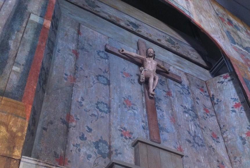 Retábulo na Matriz Nossa Senhora da Assunção