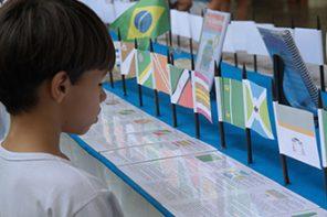 Exposição Bandeiras: Histórias de uma Cidade