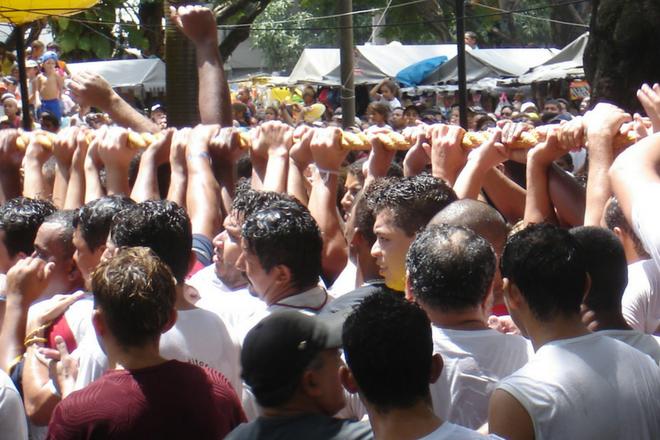 Círio de Nazaré, festa religiosa do Bioma Amazônia