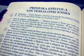Carta aos Tessalonicenses – Anunciar é doar a própria vida