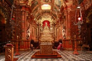 Visita guiada ao Mosteiro de São Bento