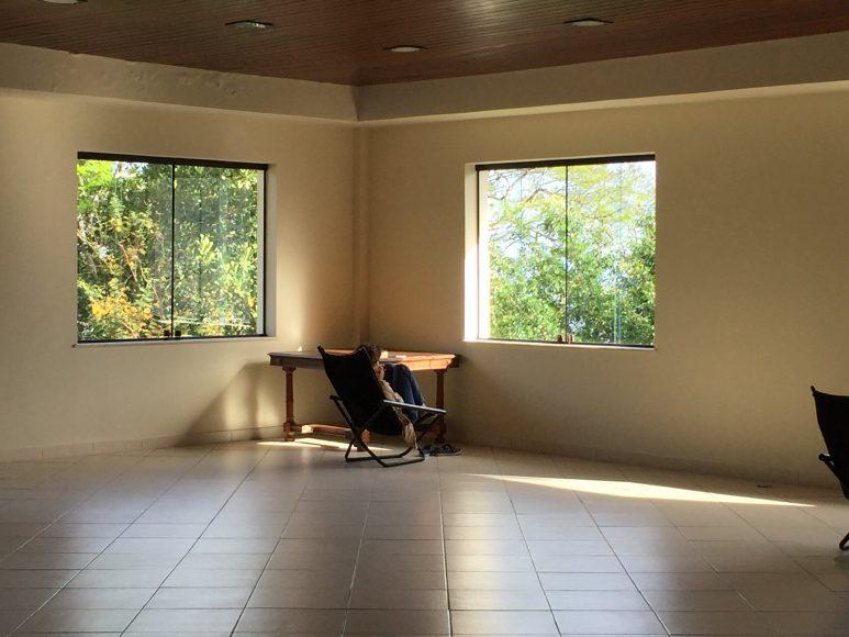 Ambientes especialmente preparados para a reflexão e oração individual