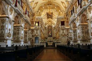 Visita Guiada à Igreja de Nossa Senhora do Carmo da Antiga Sé e à Igreja da Ordem Terceira do Carmo