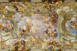 Café com Arte – A Exaltação de Santo Inácio de Loyola de Andrea Pozzo