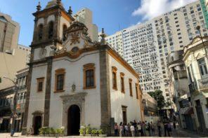 Visita Guiada à Igreja de Santa Rita