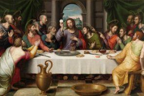 Escola de Espiritualidade: A Ceia do Senhor
